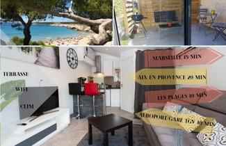 Foto 1 - Apartment in Gignac-la-Nerthe mit terrasse