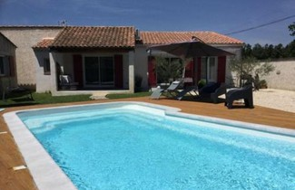 Foto 1 - Haus in Mouriès mit privater pool