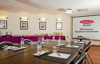Residhome Apparthotel Val d Europe (ex. Residhome Prestige) 1