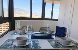 Foto 1 - Apartamento Torre II Las Palmeras mit seitlichem Meerblick und Pool in Fuengirola